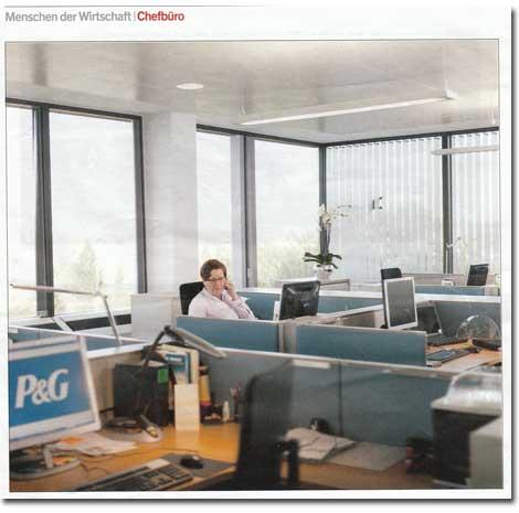 P&C Büro - WirtschaftsWoche Scan