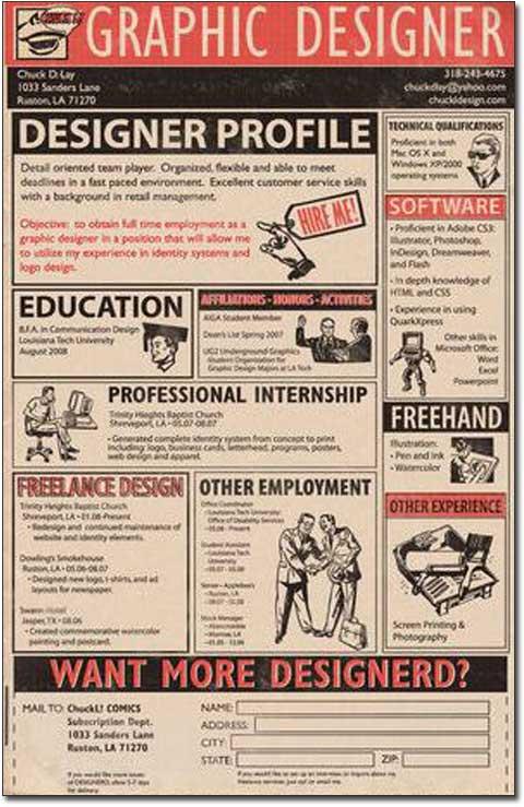 Kreativ bewerben joblog der job karriere blog for Job grafiker