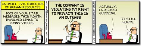 Dilbert HR