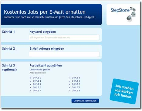 StepStone LeadGen