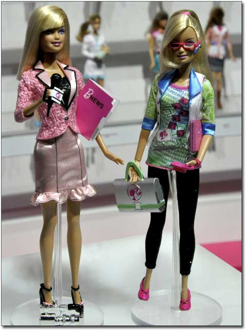 Tech Barbie